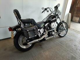 Harley Davidson FXSTC 1340 SOFTAIL CUSTOM 12 MONTHS WARRANTY
