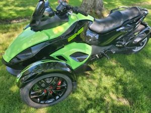 Can am spyder 2008 GS sm5