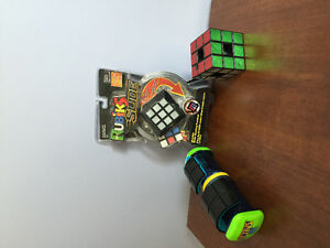 Rubik's slide et Tetris Bop-it