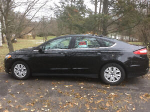 2014 Ford Fusion 4dr sdn