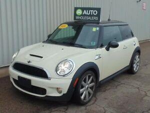 2009 Mini Cooper S THIS WHOLESALE CAR WILL BE SOLD AS TRADED...