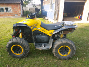 2012 can am renegade 1000xc