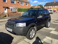 Freelander for swaps