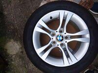 16inch BMW Alloys t nut.