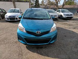 2014 Toyota Yaris  ONLY 24000 Km.!!!!!