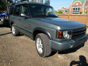 2004 Land Rover SE **REDUCED** **GREAT CONDITION**