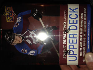 16/17 UD Series 2 Hockey Cards!! Hot item!!!