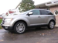 2008 Ford Edge Limited,,,,,Top of the line