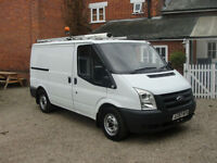 2008 FORD TRANSIT 2.2 TDCI SWB T300 - FULL HISTORY - IN VGC - LOW MILES - NO VAT