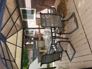 6 person outdoor dining set