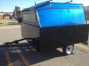 Enclosed Trailer, Utility Trailer, Equipment Trailer, or Camping