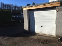 Lockable garage