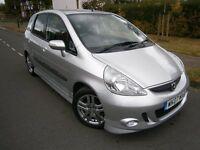 Honda Jazz 1.4I DSI SPORT (silver) 2007