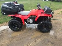 Selling my old quad redone to like new condition