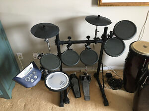 DRUM ELECTRONIC ROLAND TD-6