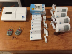 X10 Home Security System (Self Monitored)