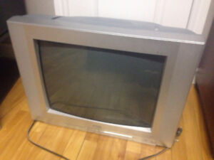"""FREE 20"""" TV with remote"""