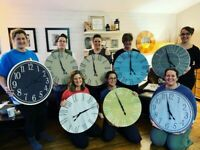 DIY ClockMaking Worskhop - February 24 2-5pm