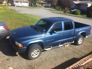 Dodge Dakota for parts