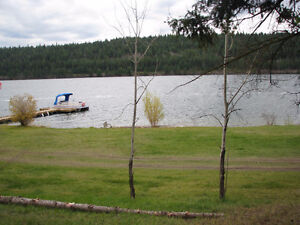 Lac La Hache waterfront at your doorstep! Williams Lake Cariboo Area image 2