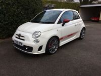 500 Abarth Esseese 2009 (genuine factory Esseesse) 160bhp