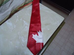 """""""Canada""""  Tie"""