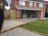 iSCAPE Garden Solutions/ patios/ slabbing/ Decking/ lawns/ Fencing/ artificial Grass/ landscaping
