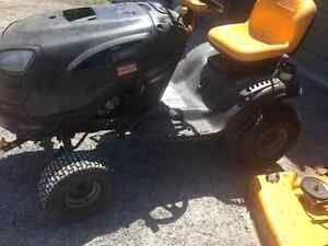 Used craftsman ride on tractor selling for partd