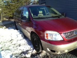 2005 Ford Windstar SLE Minivan, Van
