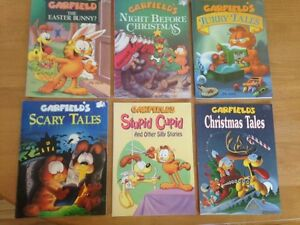 For Sale: Lot of 7 Garfield Books