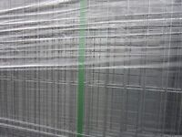 Galvanized Construction Fencing