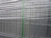 Galvanized Construction Fencing