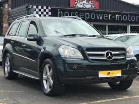 2008 Mercedes-Benz GL Class 4.0 GL420 CDI 5dr Diesel green Automatic