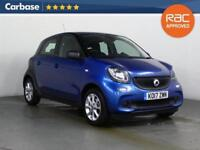 2017 SMART FORFOUR HATCHBACK 1.0 Passion 5dr