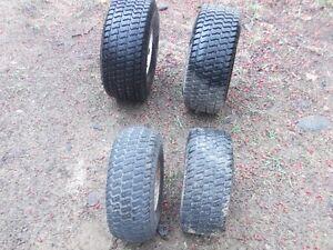 pneu tracteur gazon