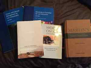 Police foundations books