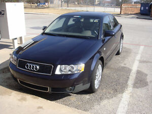 2003 Audi A4 B6 (3.0L) - Parting Out or buy the whole car...