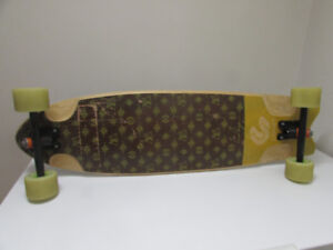 """Comet """"Morgan"""" Longboard Complete with gloves"""