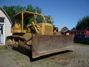 Bulldozer D6C Caterpillar série 76A
