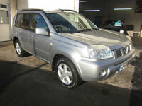 Nissan X-Trail 2.2dCi Sport - Lovely Condition - STURDY, SOLID PROPER 4x4...