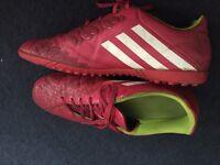 adidas Football Boots 12 U.K.