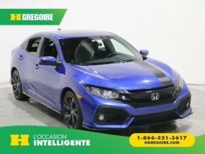 2017 Honda Civic SPORT TURBO MANUELLE BLUETOOTH TOIT MAGS CAMERA