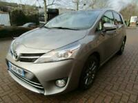 2016 Toyota VERSO 1.8 V-MATIC 5 DR AUTO 7 SEATER PETROL LEFT HAND DRIVE