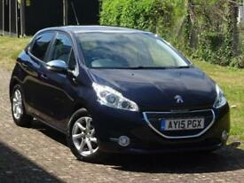 2015 PEUGEOT 208 1.4 HDi Style 5dr