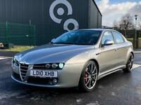 2010 10 Alfa Romeo 159 1.8 1750i TBi TI 200 WITH FULL ALFA ROMEO SERVICE HISTORY