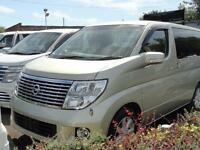 2005 Nissan Elgrand 3500 X EDITION FACE LIFT 5dr