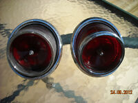 NICE PAIR OF 1965 CHEVY TAIL-LIGHTS COMPLETE