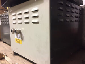 Used 3  Phase Schmidbauer Transformers