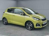 2019 Peugeot 108 COLLECTION Automatic Hatchback Petrol Automatic
