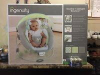 Baby Bouncer and Battery ( Brandnew Sealed )